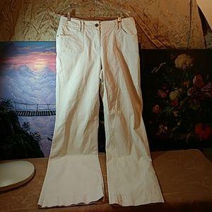 Chico white pants